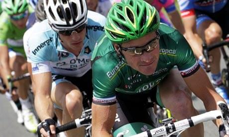 Tour De France 2012 Stage 10 As It Happened Sport The Guardian