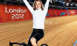Track cycling's Laura Trott
