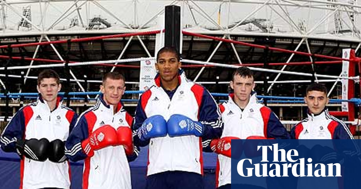 London 2012: Team GB boxers fine-tuned for Olympic success