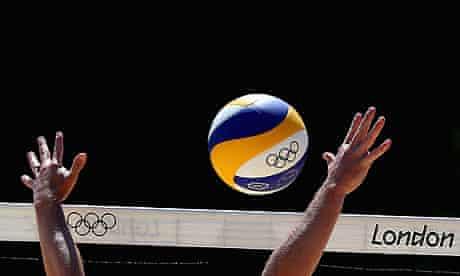 Volleyball London 2102