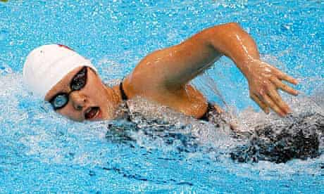 Olympic Games 2012 Swimming
