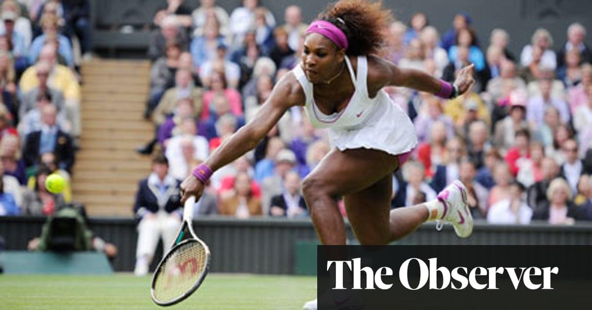 Wimbledon Williams Sisters Wow >> Wimbledon 2012 Serena Williams Beats Agnieszka Radwanska To Title