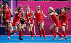 Team GB's hockey women win bronze