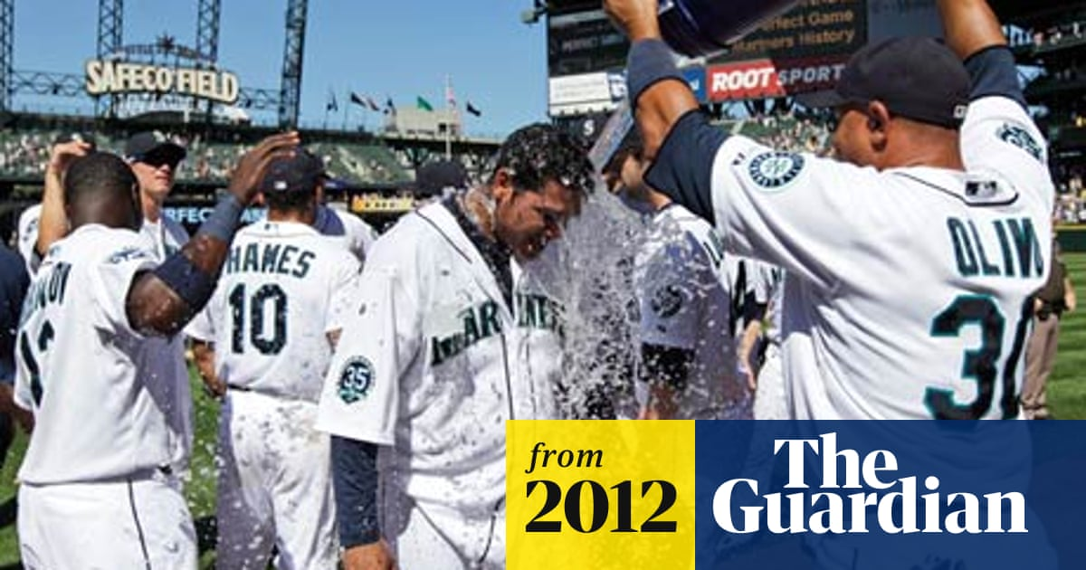 2c000723 Felix Hernández pitches perfect game as Seattle Mariners beat Rays ...