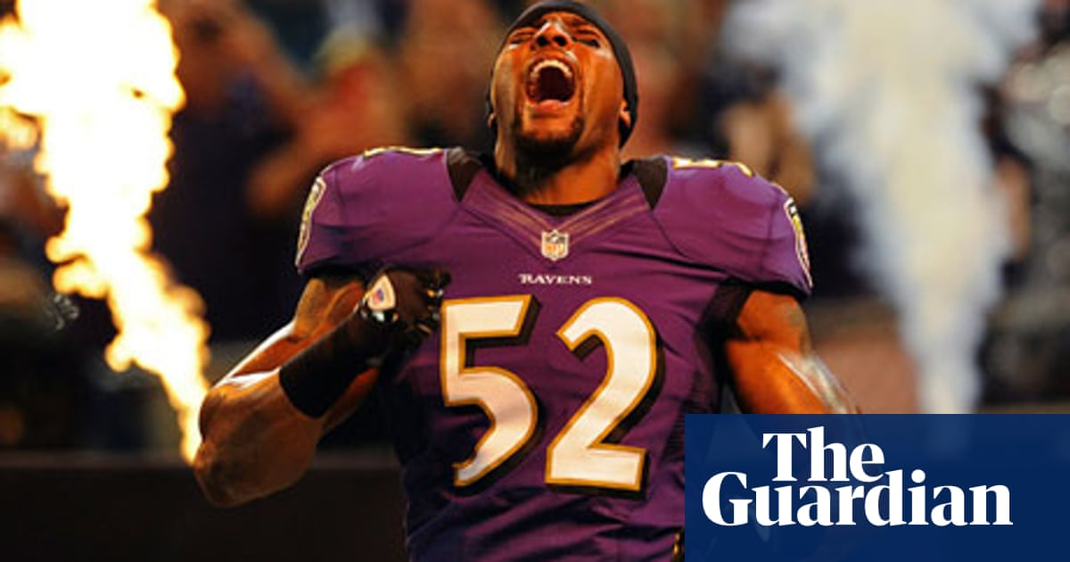 the best attitude fbe2d 41961 NFL: Ray Lewis tells Baltimore Ravens 'You got to play the ...