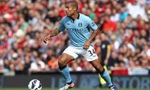 Nige de Jong Manchester City