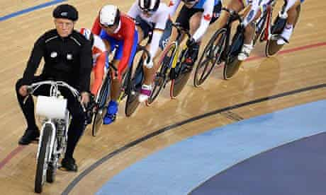 Olympic Games 2012 Cycling Track