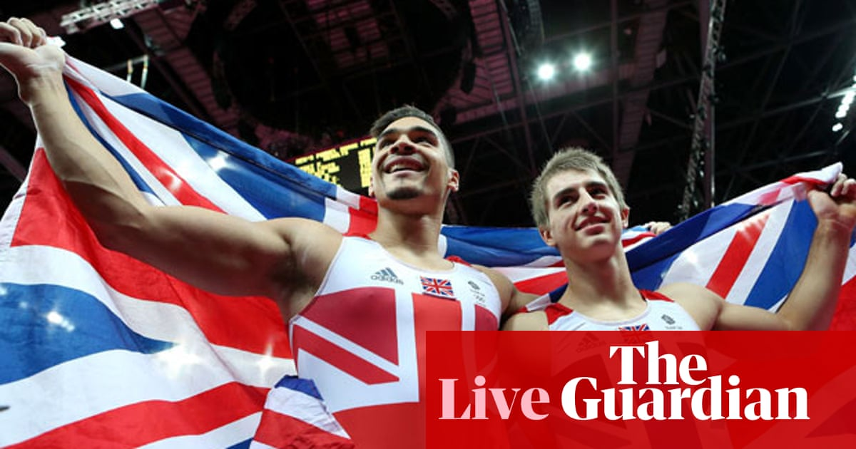 London 2012 Olympics: day nine – as it happened   Sport   The Guardian