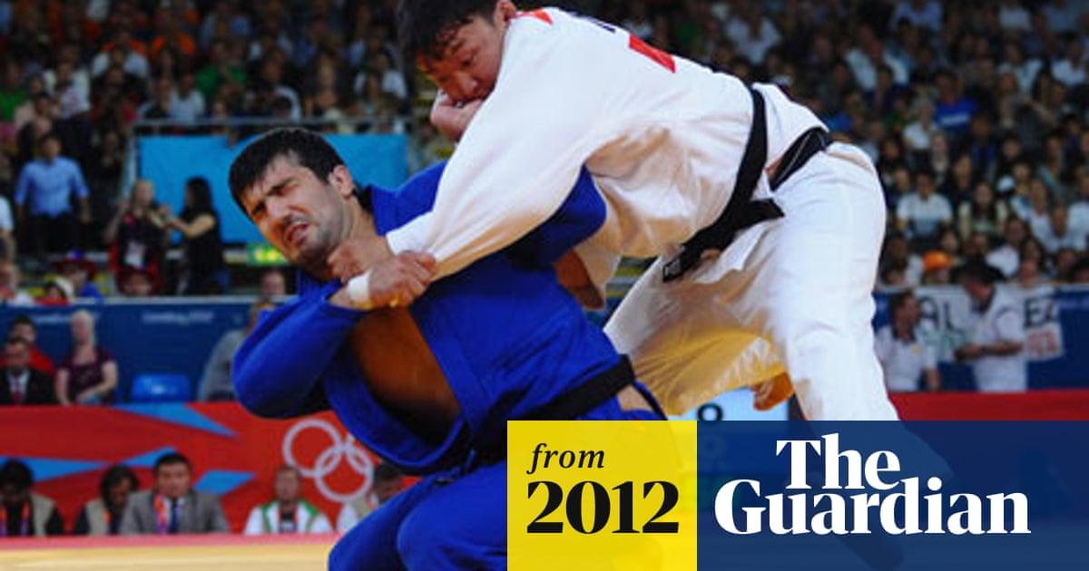 Olympic judo: Mongolian fought in the final despite cruciate