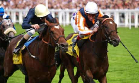 Nathaniel beaten in the King George
