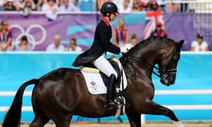 Valegro in action at London 2012