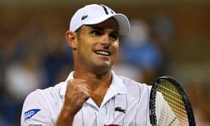 e56338f8cbd Andy Roddick | Sport | The Guardian