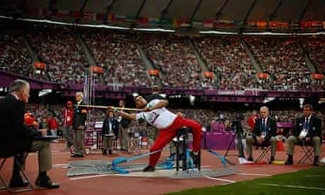 Channel 4 is devoting 150 hours of Paralympics coverage
