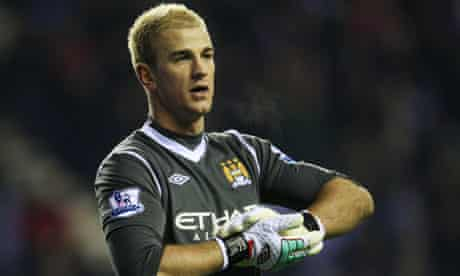 Joe Hart said losing a 2-1 lead to Read Madrid with just five minutes left 'was not on'.
