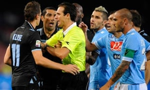 Napoli hit the summit after Cavani's hat-trick - and Klose ...