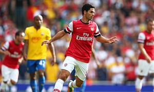 Mikel Arteta has become an indispensable member of the Arsenal squad