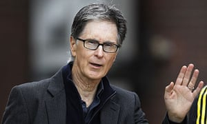 John Henry, Liverpool's principal owner, has given his backing to the club's manager Brendan Rodgers