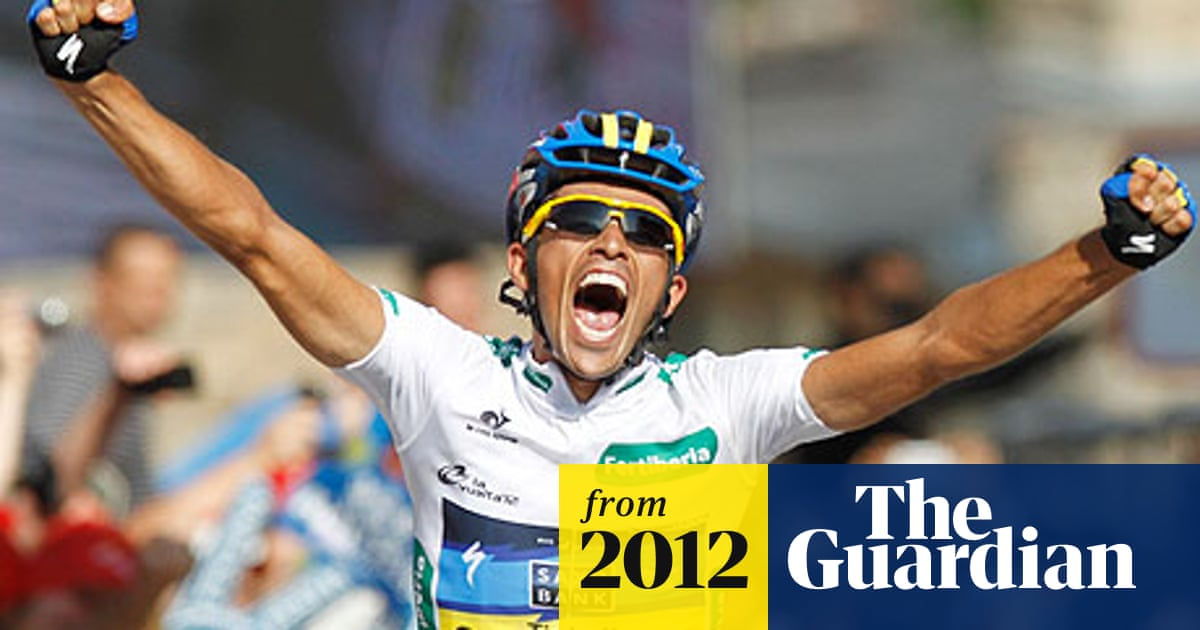 Alberto Contador Takes Stage And Vuelta Lead From Joaquim