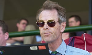 FILE - Cricket Commentator Christopher Martin-Jenkins Dies At 67