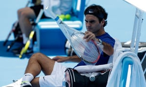 roger federer quest for perfection