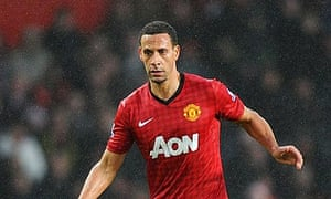 Rio Ferdinand has revealed in an interview how he was confronted by hooded fans eight years ago