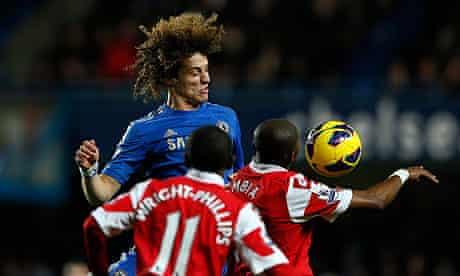 David Luiz Chelsea Queens Park Rangers