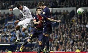 Raphaël Varane Real Madrid CF v FC Barcelona