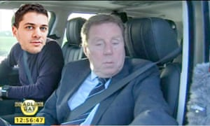 Jacob Steinberg and Harry Redknapp