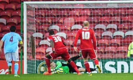 Middlesbrough v Hastings United