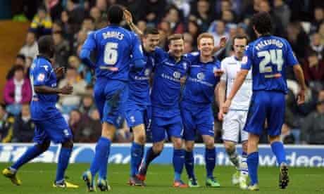 Birmingham City's Wade Elliott