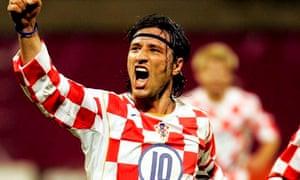 Niko Kovac was crucial to Croatia's success under Slaven Bilic