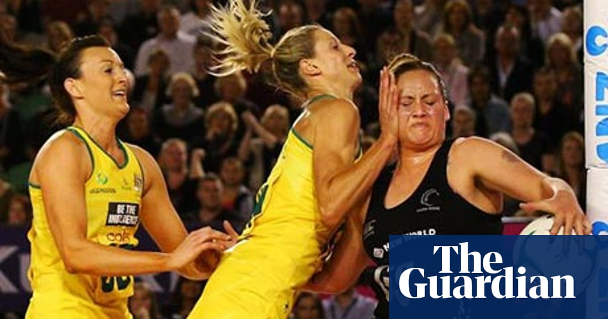 Are Australia\'s netball players too rough? | Sport | The ...