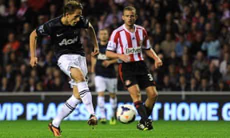 Adnan Januzaj created a stir with a match-winning performance for Manchester United.