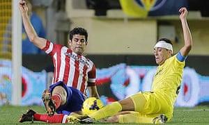 Villarreal's midfielder Bruno Soriano