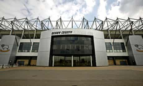 Sam Rush, the Derby County chief executive, is delighted to have reached an agreement with iPro