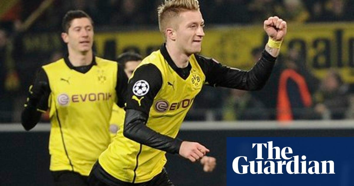 Borussia Dortmund 3 1 Napoli Champions League Group F Match Report Football The Guardian