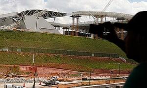Broken Corinthians Arena