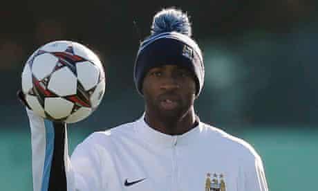 Manchester City's Toure