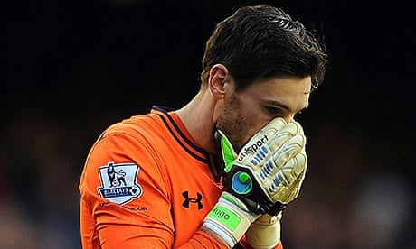 Hugo Lloris head injury to be assessed before Europa League tie ... 510cb1980a6