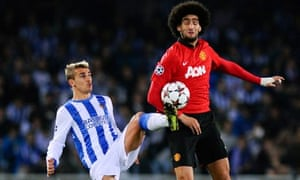 info for ddabd ab8c9 Real Sociedad 0-0 Manchester United | Champions League Group ...