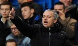 José Mourinho, Chelsea v Crystal Palace