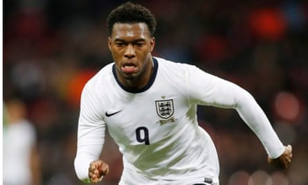 Daniel Sturridge played against Germany despite having a thigh problem in the build-up to the game.