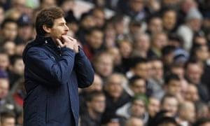 Tottenham Hotspur's Portugese manager An