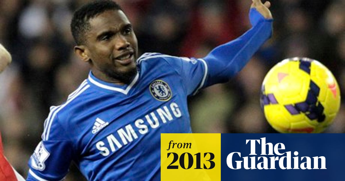 Chelsea's Samuel Eto'o will go to Major League Soccer at end of