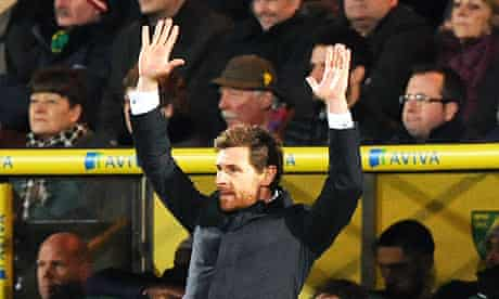 André Villas-Boas, the Tottenham Hotspur manager, beileves his pursuit of Leandro Damião is finished