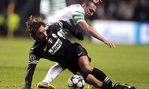 Scott Brown Andrea Pirlo