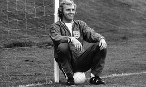 Bobby Moore, former England captain