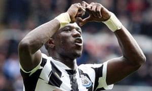Moussa Sissoko, Newcastle United v Southampton