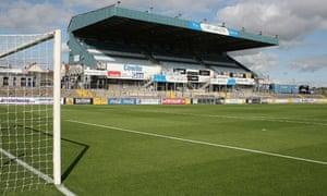 Bristol Rovers' home ground
