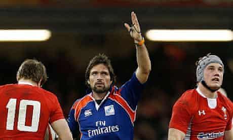Steve Walsh Wales England